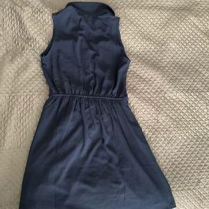 Monteau Dresses - Navy blue dress